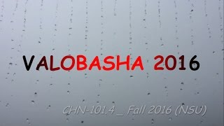 VALOBASHA 2016 | ভালোবাসা ২০১৬ (CHN Roleplay Fall-2016, NSU)