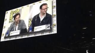 Sherlock spoilers - three words to hint at season 4 (SDCC Hall H 2016)