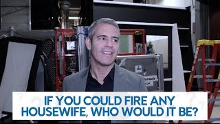 Which housewife would Andy fire? || STEVE HARVEY