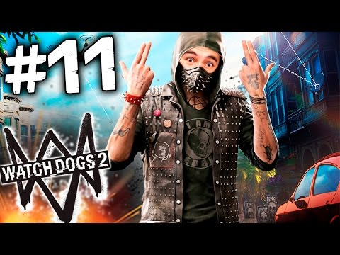 watch DIRECTO WATCH DOGS 2 | CAPITULO 11 | XxStratusxX