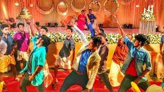 ചെക്കനും പെണ്ണും   Kerala Wedding Flashmob Dance 2018