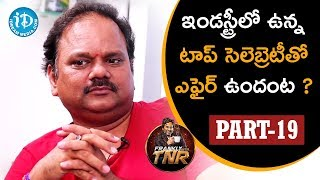 Director V N Aditya Exclusive Interview Part #19 | Frankly With TNR | Talking Movies With iDream