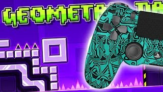 How To Use a PS4 Controller w/ Geometry Dash, and Where To Buy Custom Controllers