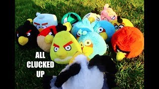 Angry Birds Plush: All Clucked Up