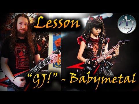 Xxx Mp4 Guitar Lesson GJ Babymetal 3gp Sex