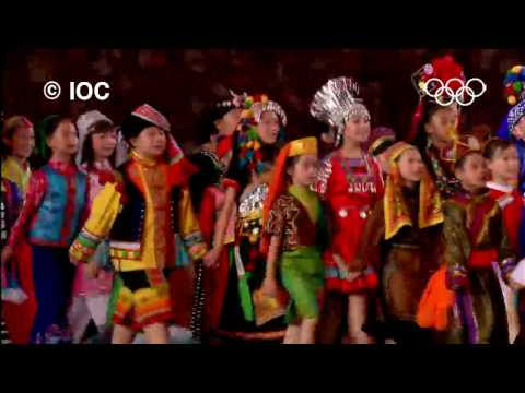 Incredible Highlights Beijing 2008 Olympics Opening Ceremony