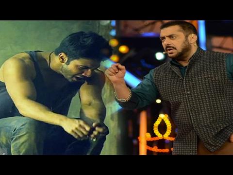 आप जानते हैं जब Salman Khan से थप्पड़ खाते-खाते बचे Varun Dhawan !!