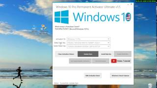 How to Activate Windows 10 Pro Permanently (Update January 2017)