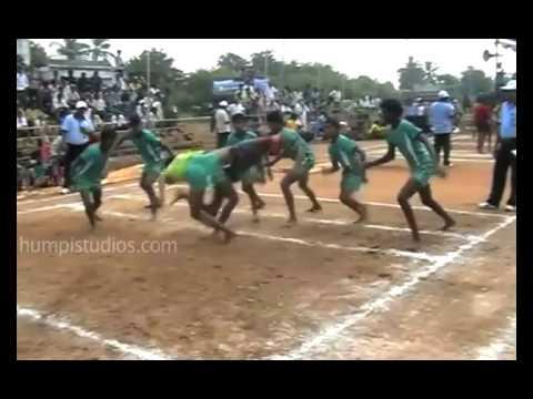 KABADDI-KABADDI - Video from national championship
