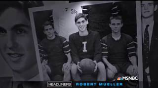 Headliners: MSNBC documentary on Robert Mueller