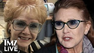 DEBBIE REYNOLDS, CARRIE FISHER Will Rest Together Forever at Forrest Lawn | TMZ Live