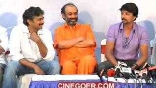 Eega Opening - Nani, Sudeep, Samantha (Part 2)
