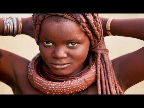 Himba Kabilesi Kadınları Hamile Kalmak İçin Öyle Bir Şey Yapıyor ki Dünyanın En Sıra Dışı Kabilesi