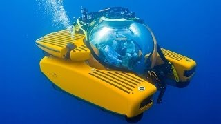 World's 10 Most Amazing Personal Submarines