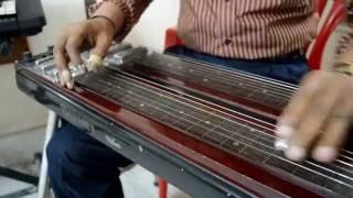 Manna Dey's song on Electric Guitar played by Achintya Karmakar - Eai Kule Ami