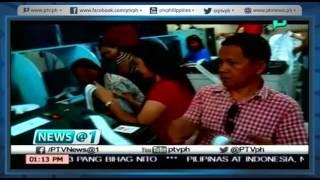 [News@1] Final Testing at Sealing ng mga VCM sa Cavite, naging matagumpay [05|05|16]