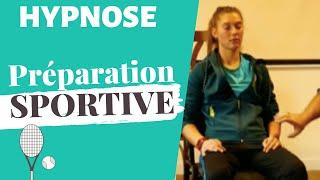 Tennis preparation mentale avec l'hypnose