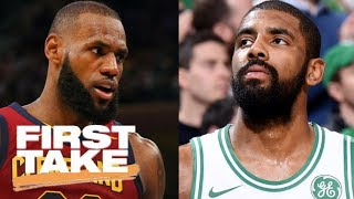 Cavaliers or Celtics? First Take debates which is the best team in the East   First Take   ESPN