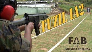 FAB & Indústria de Defesa - Fuzil IA2