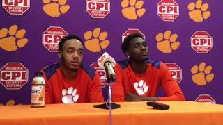 Reed and Thomas on NC State win