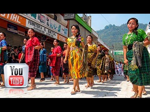 Guatemaya Sonal Kokonob Desfile 2016 Barillas