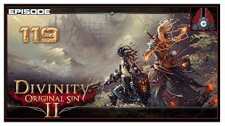 Let's Play Divinity: Original Sin 2 (Tactician Difficulty) With CohhCarnage - Episode 119