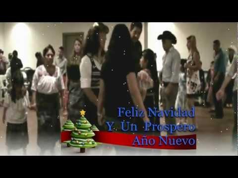 FELIZ NAVIDAD Y UN PROSPERO AÑO NUEVO 2015CON LA MARIMBA FLOR MAYA