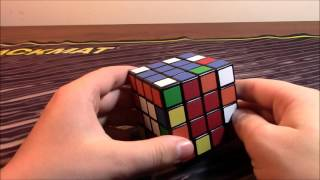 How to solve the 4x4 Rubik's cube in less than 15 minutes