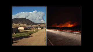 Ute Park fire: Rains not enough to QUENCH New Mexico wildfire - latest updates
