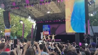 Sia live - Good Morning America, Cheap Thrills
