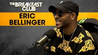 Eric Bellinger On Working With Usher, Chris Brown, Issues With Tory Lanez + More