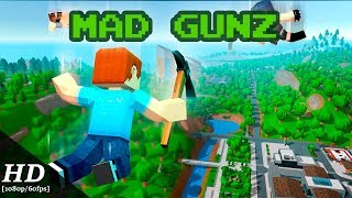 Mad GunZ Android Gameplay [1080p/60fps]