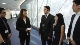 Internship at the European Parliament (2014)