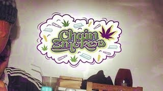 Moss (Chain Smoker's) - Rolling (Prod By Grimz)