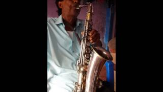Raju kulpare saxophone indore indian song solo