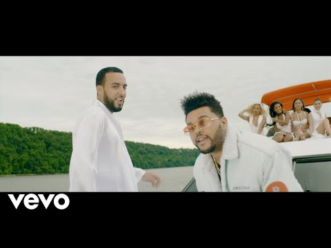 French Montana A Lie ft. The Weeknd Max B