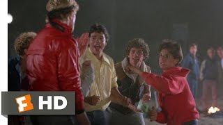 Daniel Defends Ali - The Karate Kid (1/8) Movie CLIP (1984) HD