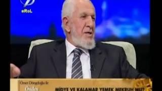 Prof. Dr. Cevat Akşit Hoca - Midye Kalamar Deniz ürünleri Yemek