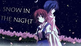 AMV CLANNAD - snow in the night [SPOILER]