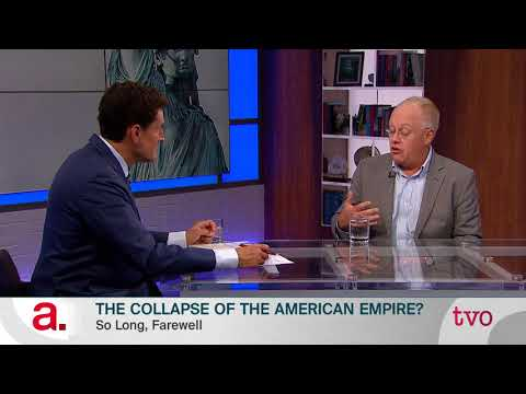 The Collapse of the American Empire