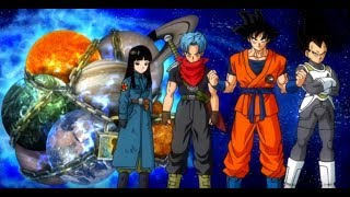 Dragon Ball Heroes Episode 1 Streaming Information