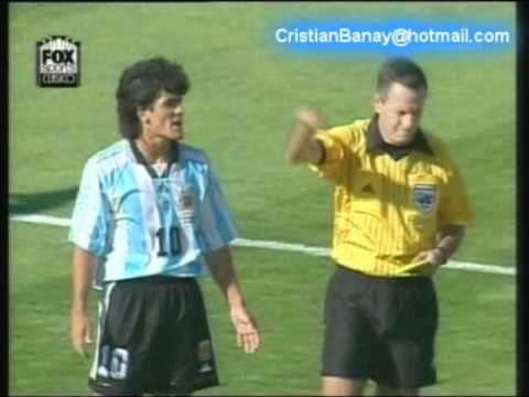 Holanda 2 Argentina 1 Mundial Francia 1998 Resumen Completo