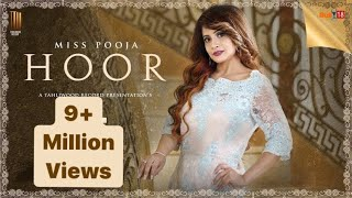 Miss Pooja - Hoor | Latest Punjabi Song 2016 | Tahliwood Records