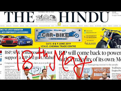 Xxx Mp4 The Hindu Newspaper 18th May 2019 Complete Analysis 3gp Sex