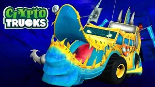 Ness Seal Truck | CryptoTruck Cartoon For Kids | Monster Truck | Crypto Force | Videos For Kids