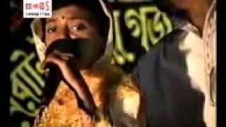 bangla gojol / islamic / allar nobi mathete cholecche - ferdosi khatun.mp4