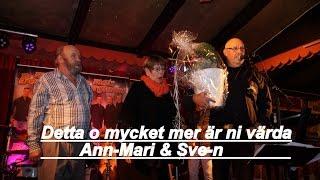 Tydinge Fredags Dans den 14 okt 2016 musik Mats Bergmans