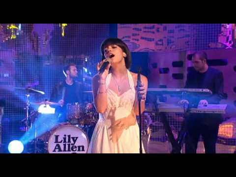 """Lily Allen Live on The Graham Norton Show with """"Not Fair"""" HQ"""
