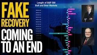 Fake Stock Recovery COMING TO AN END - Mike Maloney & Jeff Clark