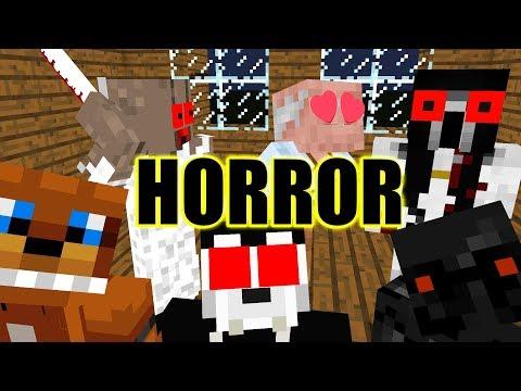 Xxx Mp4 Monster School ALL HORROR EPISODE Minecraft Animation 3gp Sex